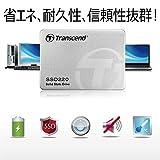 Transcend SSD 480GB 2.5インチ SATA3 6Gb/s 3D TLC NAND採用 3年保証 TS480GSSD220S_03
