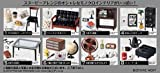 SNOOPY's MONO ROOM BOX商品 1BOX=8個入り、全8種類