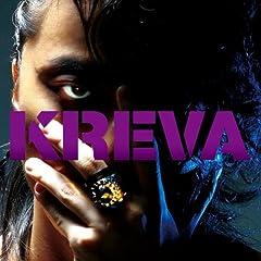 KREVA「ビコーズ」のCDジャケット