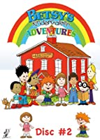 Betsy's Kindergarten Adventures 2 [DVD]