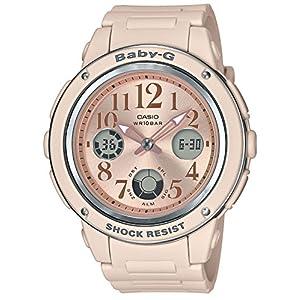 [カシオ]CASIO 腕時計 BABY-G ベビージー ピンクベージュカラーズ BGA-150CP-4BJF レディース