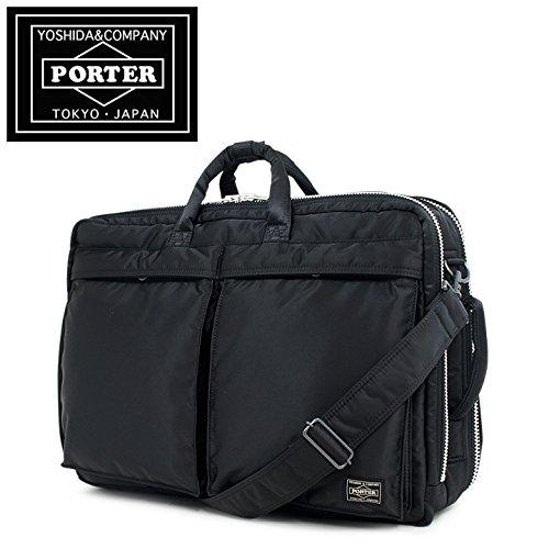 ポーター(porter)・タンカー・3WAYブリーフ(2層式) (ブラック) 622-07460