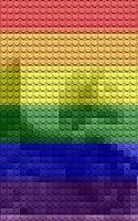 Angel Pride Lego Creative Journal Sir Michael Designer edition