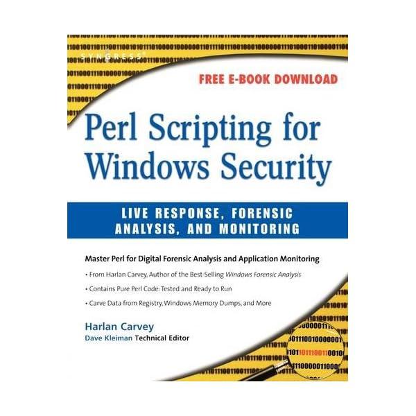 Perl Scripting for Windo...の商品画像