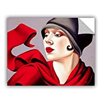 "ArtWall Catherine Abel's Autumn Zephyr Art Appeelz Removable Wall Art Graphic, 36""x 48%・・橸セ鯉セ橸セ呻スク・ォ・ー・・ [並行輸入品]"