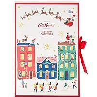 Cath Kidston 2019 Christmas Beauty Advent Calendar Gift Presents With 24 x Bath & Body Items