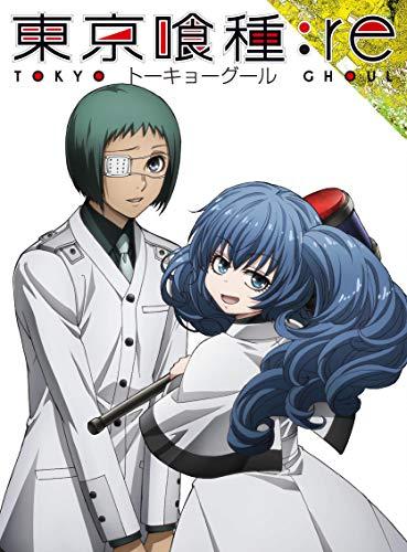 東京喰種トーキョーグール:re Vol.3 [Blu-ray...
