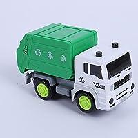 幼児期のゲーム 子供の慣性エンジニアリング車両音楽電気都市シリーズ(グリーン)