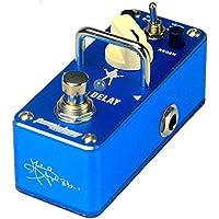 Digital Delay pedal デジタル ディレイ エフェクター by Michael Angelo Batio サイン effect pedal から Aroma Music ブランド Tom'sline Engineering