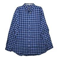 Ralph Lauren Polo Mens Big and Tall Long Sleeve Button-Down Shirt
