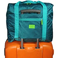 Lightweight Folding Duffel Bag Portable Storage Shopping and Travel Luggage Bag