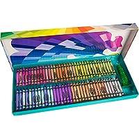 Crayola 72-crayon設定ギアアートとクラフトおもちゃ、2017クリスマスおもちゃ