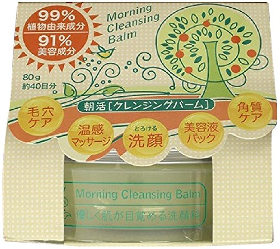 収入シェルター横たわるディーアール 朝活クレンジングバーム 80g