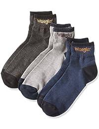 (ラングラー) Wrangler 杢チッパー スニーカー 3足組ソックス