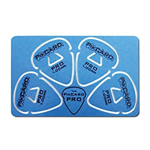 PIKCARD PRO SERIES-BLUE(1.00mm)