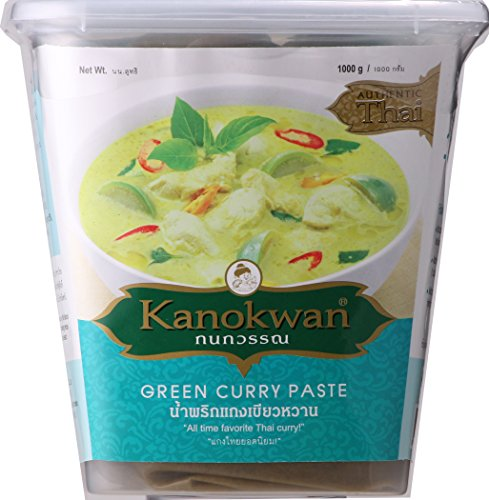 ユウキ カノワン グリーンカレーペースト 1kg