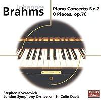 Brahms;Piano Conc 2/8 Pieces O