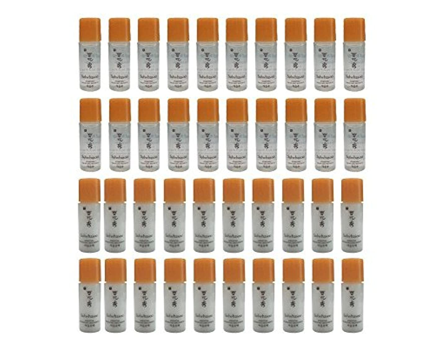 樫の木パンチコストソルファス(雪花秀) 滋陰水5mlx30個 + 滋陰乳液5mlx30個[並行輸入品]