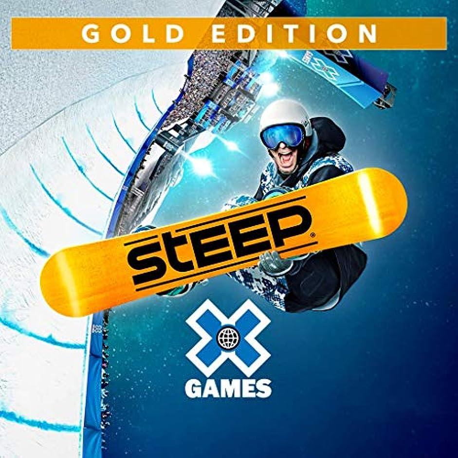 接触ほとんどないサーキットに行くスティープ X GAMES ゴールドエディション|オンラインコード版