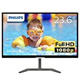 Philips 23.6型ワイド液晶ディスプレイ (PLSパネル フルHD HDMI1.4 DVI-D D-Sub15 5年間フル保証) 246E7QDSB 11