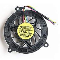 ノートパソコンCPU冷却ファン適用する Asus A8 A8F Z99 X80 N80 N81 X81 F8S Z53J Z53U M51 Cpu Cooling Fan 4PIN