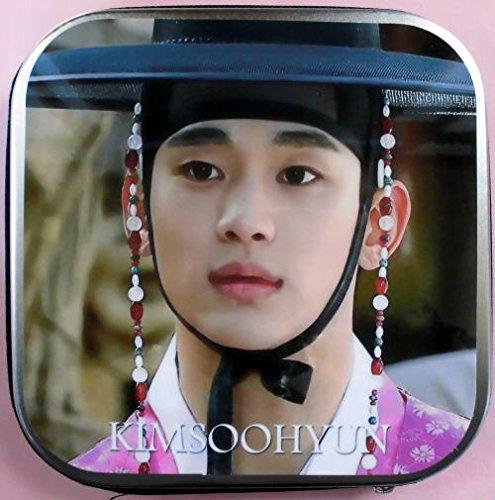 キム・スヒョン 韓国製 CD DVD 収納ケース 456 太陽を抱く月