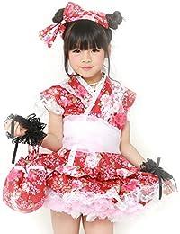 d97fd336d3595 Amazon.co.jp  150 - 着物・浴衣   ガールズ  服&ファッション小物