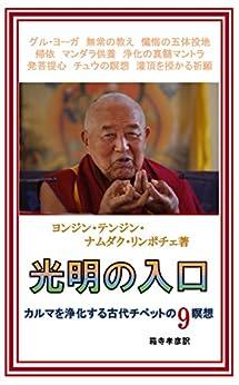[ヨンジン・テンジン・ナムダク・リンポチェ]の光明の入口: カルマを浄化する古代チベットの9瞑想