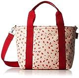 [ニナ・ニナ リッチ] 手提げバッグ ショルダー付き マレーヌ 31-1250 RED レッド
