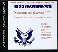 Vol. 2-Heritage USA Part 1: Documents & Speeches
