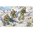 1/35 露・特殊部隊 アフガン戦争 3体入 NSV機関銃付