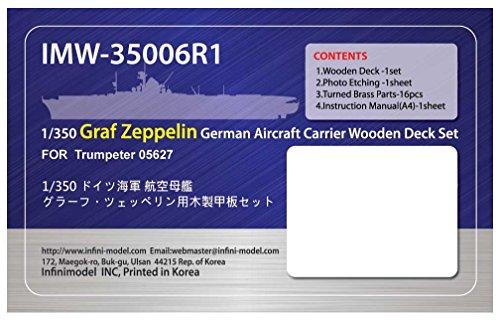 独 空母 グラーフ ツェッペリン用 TR社用  IMW3506  インフィニモデル  PT IMW3506 グラーフ ツェッペリン  B