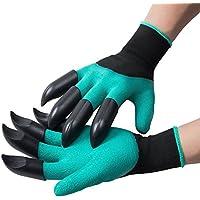 ガーデングローブ 植栽手袋 バラ手袋 爪付き LeHom 園芸用手袋 植栽手袋 ガーデニング用手袋 防水作業用 園芸用具
