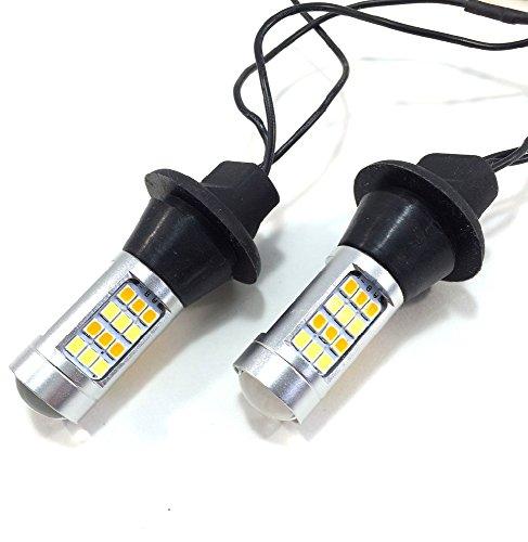 12V LED T20 ダブル 球 ウインカー ポジション ...