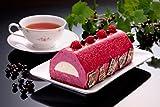 お中元にも カシスケーキ【送料込】青森カシスをたっぷり使用!爽やかな酸味の滑らかケーキ  青森