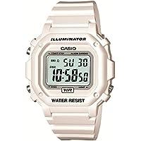 [カシオ] 腕時計 スタンダード F-108WHC-7BJF ホワイト