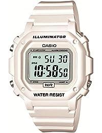 [カシオ]CASIO 腕時計 スタンダード 海外モデル 国内メーカー保証付き F-108WHC-7BJF メンズ
