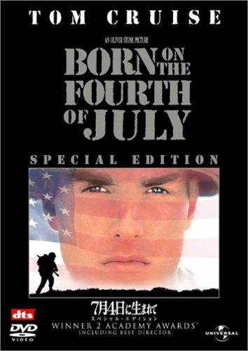 7月4日に生まれて スペシャルエディション [DVD]の詳細を見る