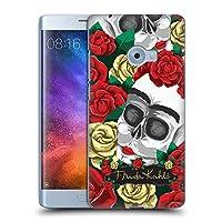 Official Frida Kahlo ペア・スカル ローズ ハードバックケース Xiaomi Mi Note 2