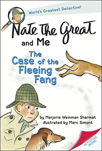 Nate the Great and Me: The Case of the Fleeing Fangの詳細を見る