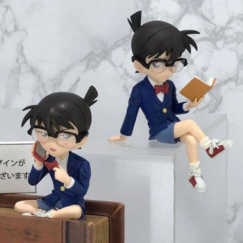 名探偵コナン ちょこのせフィギュア 江戸川コナン  全2種セット