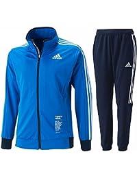アディダス adidas/メンズ 上下セット 24/7 ウォームアップジャージジャケット ウォームアップテーパードパンツ ウインドブレイカー スポーツウェア トレーニング ジム 上下組/BV988-BV991