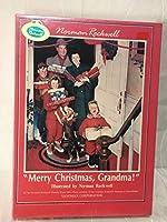 750ピース ジグソーパズル メリークリスマス グランマ ノーマン ロックウェル