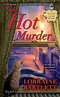 One Hot Murder (Victoria Square Mystery) by Lorraine Bartlett(2013-02-05)