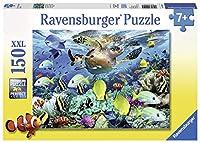 Unterwasserparadies. Puzzle 150 Teile XXL