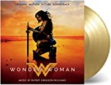 WONDER WOMAN (SOUNDTRACK) [2LP] (180 GRAM BLACK AUDIOPHILE VINYL) [12 inch Analog]