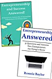 ENTREPRENEURSHIP  FAQ (2 Booklet Bundle): The Most Frequently Asked Questions of  New & Intermediate Entrepreneurs (English Edition)