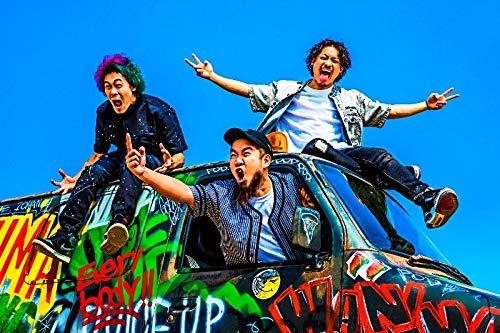 【早期予約特典】Everybody!! TOUR FINAL DVD (WANIMAが持ってそうなバンダナ & B2ポスター付き)