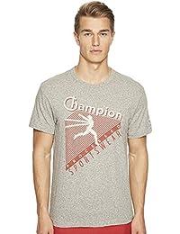 (トッド スナイダー) Todd Snyder + Champion メンズ トップス Tシャツ Champion Processed Sportswear Graphic T-Shirt [並行輸入品]