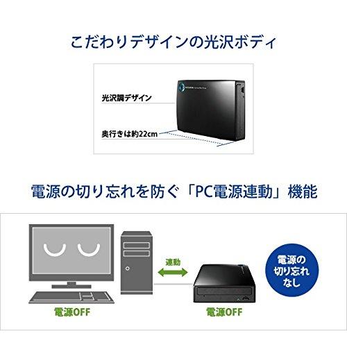 ブルーレイドライブ 外付型/USB 3.0/BDXL/M-DISC/16倍速高速書き込み BRD-UT16WX 6枚目のサムネイル